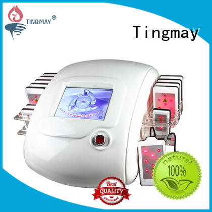 Tingmay best laser fat removal machine design for woman