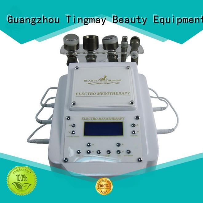 professional mesotherapy machine electroporation personalized for skin