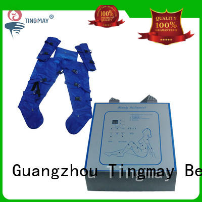 Tingmay slimming lymph drainage machine personalized for body