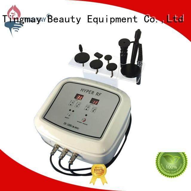 Tingmay machine best rf skin tightening machine personalized for girls