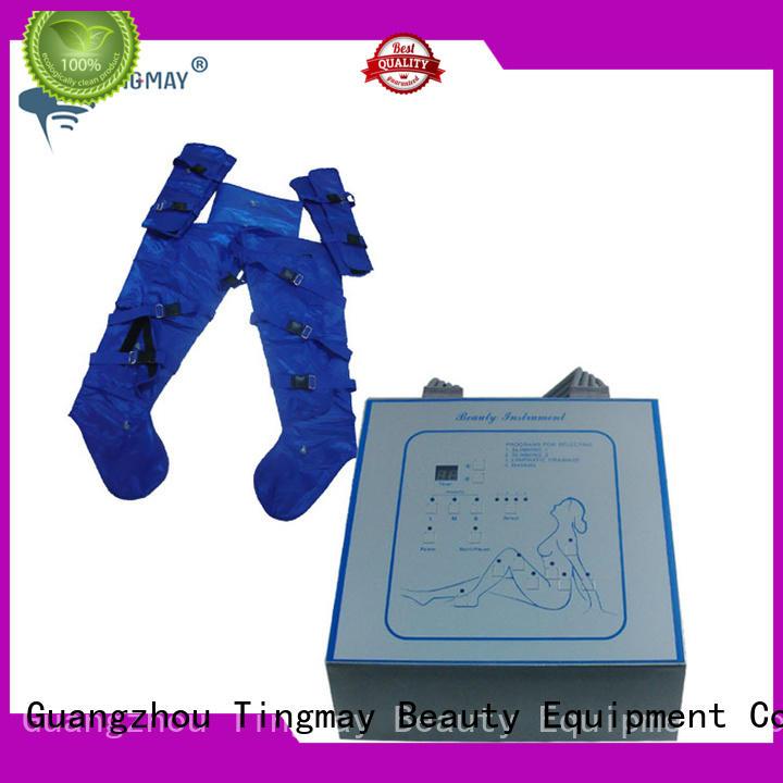 pressotherapy lymph drainage machine air machine Tingmay Brand company
