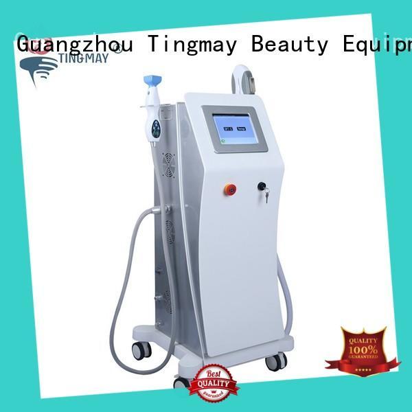Tingmay ipl radio frequency skin tightening machine factory for woman
