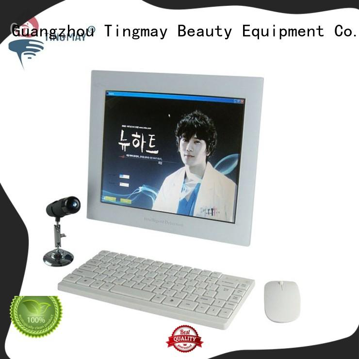 beauty skin test machine keyboard wholesale for woman