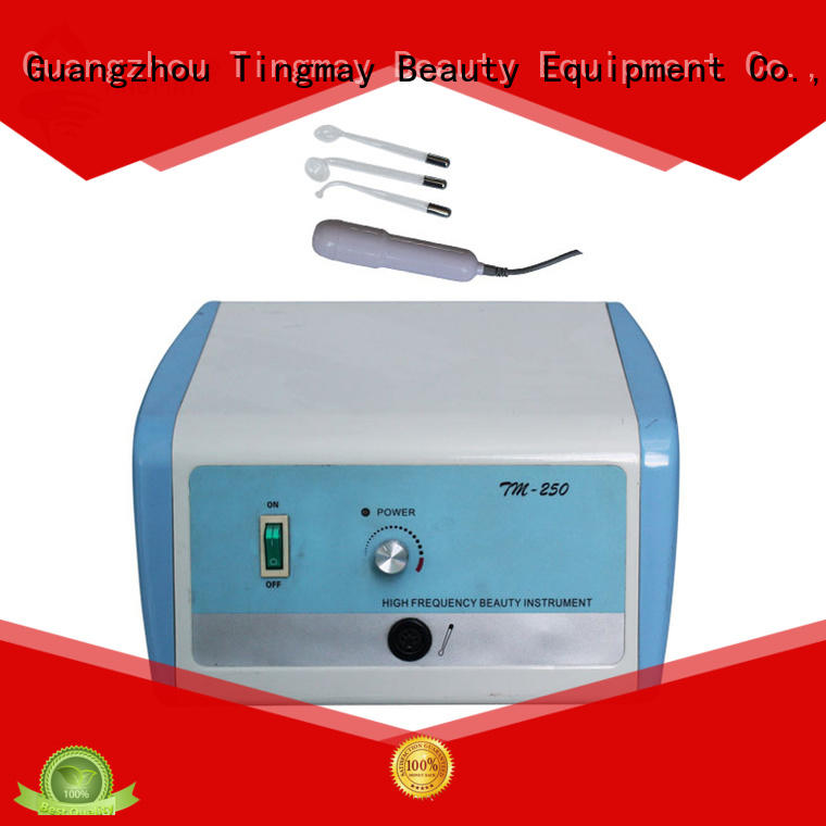 Hot care oxygen infusion facial machine machine blackhead Tingmay Brand