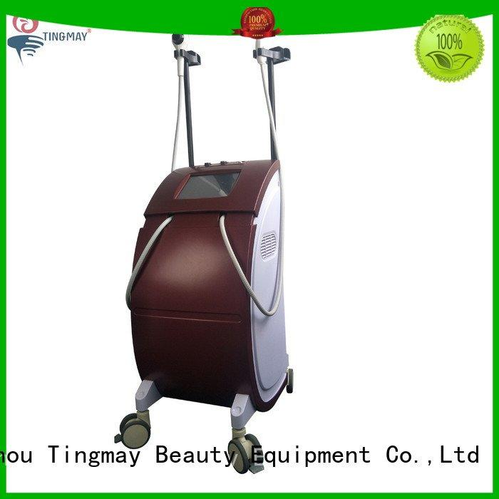 Custom cryolipolysis slimming machine cavitation vertical system Tingmay
