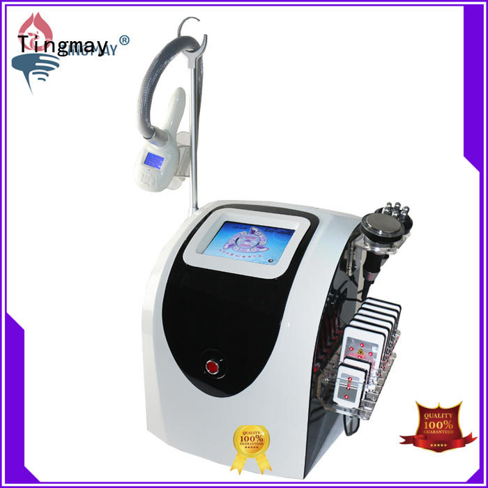 Tingmay freezing ultrasound face lift machine personalized for man