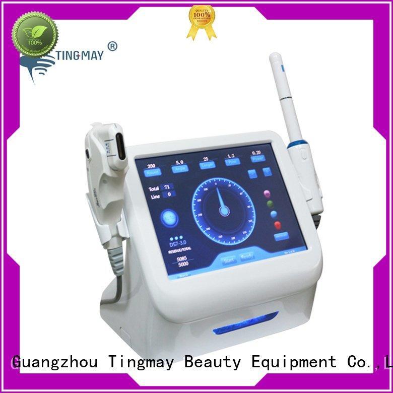 Vagina Tightening HIFU System TM-FU2.0S touch screen 5000 shots 2in1 Bulk Buy