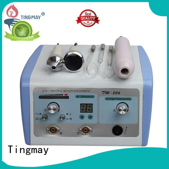 Tingmay Brand tm272 frequency oxygen infusion skin care beauty machine multifunctional supplier
