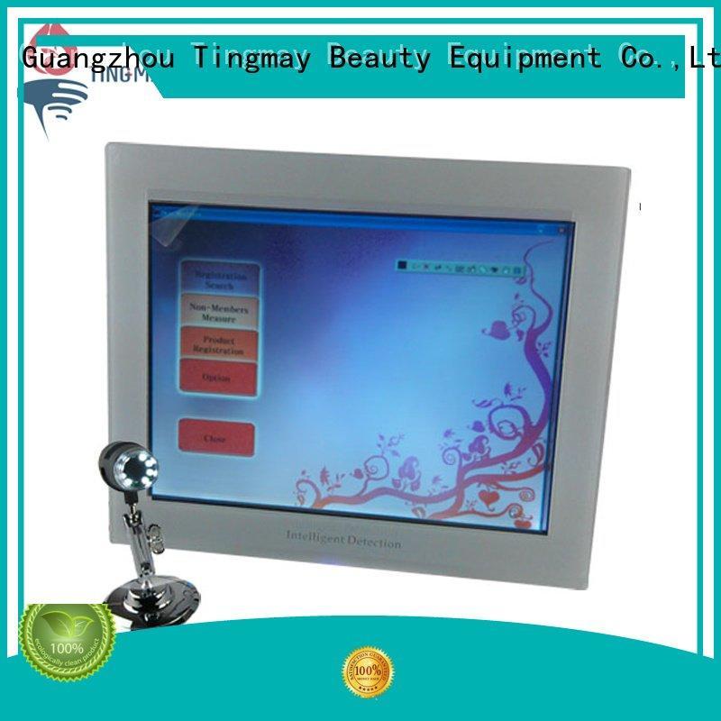 skin analyzer equipment Skin Analysis machine Tingmay Brand