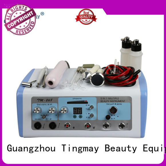 spot tm268 oxygen infusion facial machine cleaning Tingmay