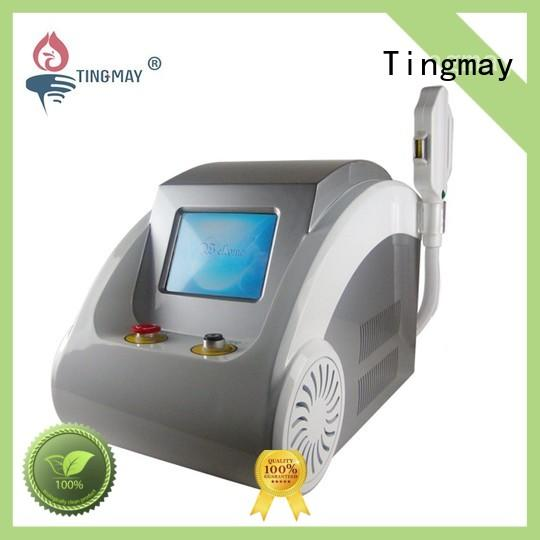 Tingmay durable ipl laser machine customized for skin