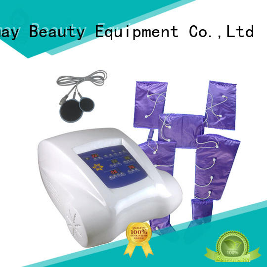 presso therapy lymph drainage equipment personalized for woman Tingmay