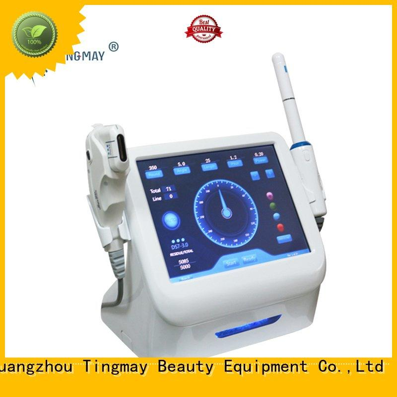 Tingmay Brand touch screen regeneration 2in1 Vagina Tightening HIFU System