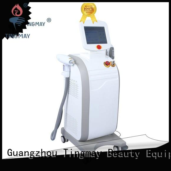 Tingmay rf laser hair removal machine price series for household