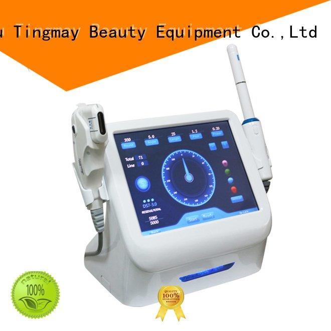 Tingmay vibration cavitation rf vacuum slimming machine rf cavitation