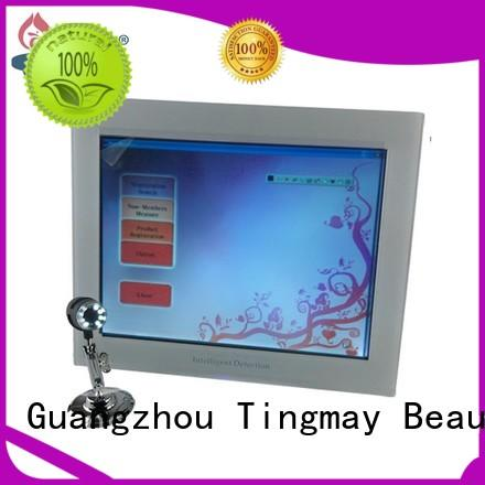 Tingmay touch screen skin test machine wholesale for man