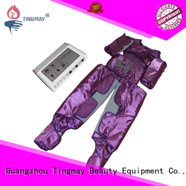 massager sauna tmb32 lymphatic drainage machine Tingmay Brand