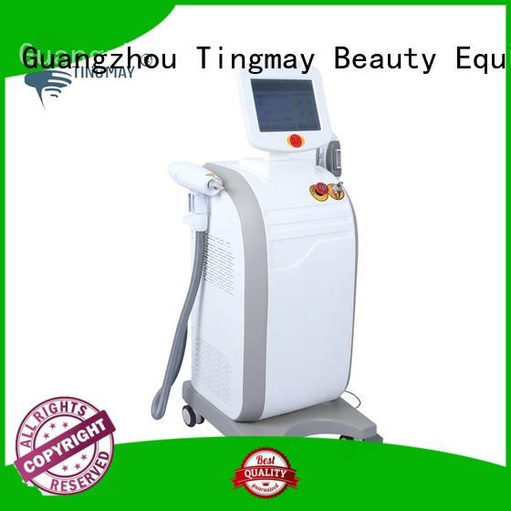 Tingmay opt laser tattoo removal machine price design for beauty salon
