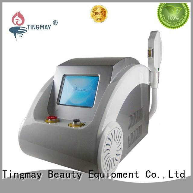 ipl ipl hair removal machine customized for woman Tingmay