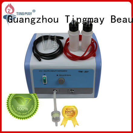 Tingmay galvanic oxygen facial mask machine with good price for woman