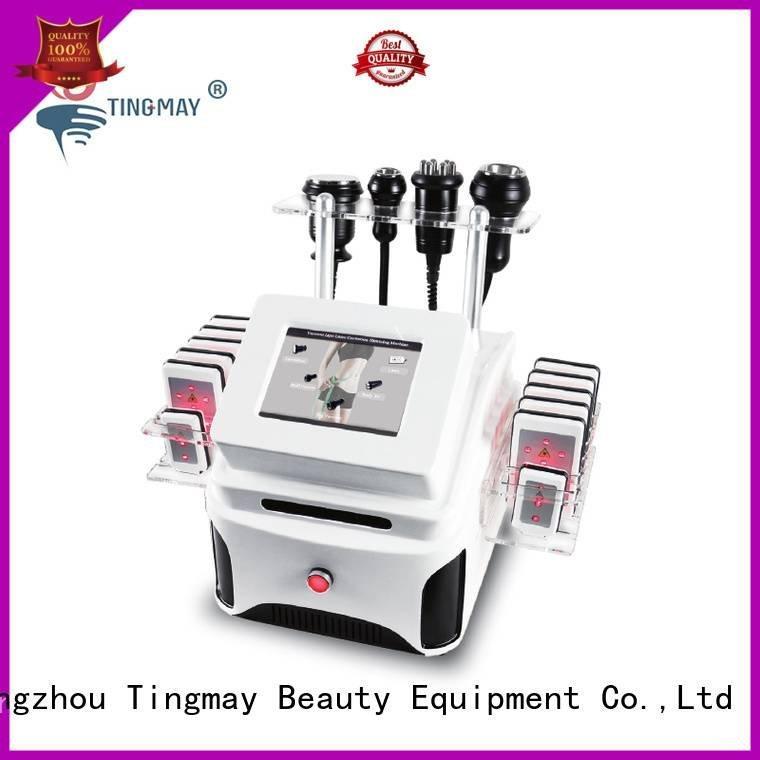 fda approved laser lipo machines 4 in 1 lipo lipo laser slimming Tingmay Warranty